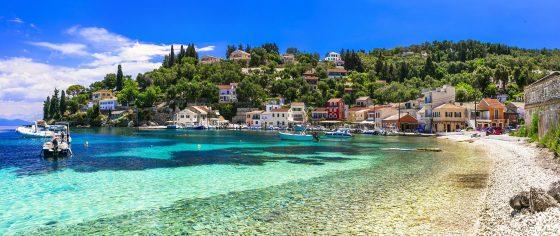 Logos Beach, Paxos, Greece